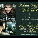 Frozen Reverie by Jill Cooper Release Day #Giveaway