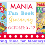 MANIA GIVEAWAY – Duct Tape and Rubber Band Crafts