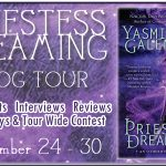 Priestess Dreaming Blog Tour Exclusive Excerpt #Giveaway