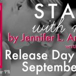 Jennifer L. Armentrout's STAY WITH ME Release Day #Giveaway