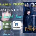 The Praefortis by M.R. Ferguson Release day sale