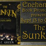 The Sunken Book Tour Interview with Author S.C. Green