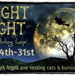 Fright Night Blog Hop– Oct 24th-Oct 31st #Book #Giveaway