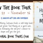 How To Be Manly by Maureen O'Leary Wanket #BookReview #BookBlast