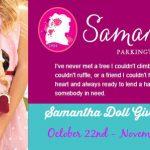 American Girl Doll – Samantha Giveaway
