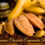 Banana-Chocolate Empanadas Recipe