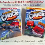 The Adventures of Chuck & Friends 2 DVD Giveaway
