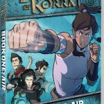The Legend Of Korra: Book One – Air! DVD Giveaway
