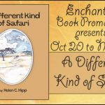 A Different Kind of Safari Children's Book Review #Giveaway