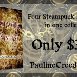 NEW – Clockwork Fantasy: A Steampunk Collection