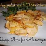 Turkey and Loaded Potato Casserole Plus a $15 PayPal #Giveaway #GetYourBettyOn