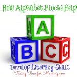 How Alphabet Blocks Help Develop Literacy Skills