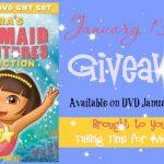 DORA THE EXPLORER: MERMAID ADVENTURES COLLECTION DVD #Giveaway