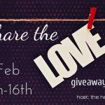 Share the Love Hop #ShareTheLove