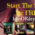 Start the Series for FREE Grumpy Old Wizards by John O'Riley #Giveaway