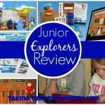 Junior Explorers Educational Program for Kids Review @juniorexplorers #JuniorExplorers