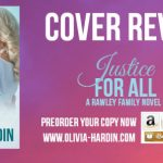 Justice for All #CoverReveal