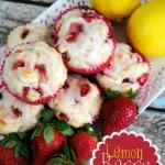 Lemon Berry Muffins Recipe