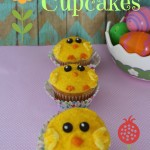 Easy Chick Cupcakes