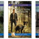 Texas K-9 Unit Series Books 1-3: Tracking Justice\Detection Mission\Guard Duty