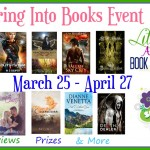 Spring Into Books Event #Giveaway