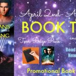 The Andromedans by Elizabeth Lang #BookReview #Giveaway