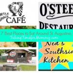 7 Best Places to Eat Around St. Augustine, Fl