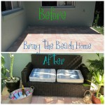 Bring The Beach Home with Pier 1 Imports #Pier1Outdoors #SummerOfEntertaining