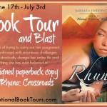 Rhuna: Crossroads by Barbara Underwood #Giveaway