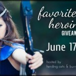 Favorite Heroines Giveaway Hop – Claire from The Devil's Assistant #FavoriteHeroines2015