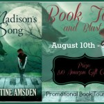Madison's Song Tour and Blast #BookReview #Giveaway