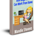 Real Ways Moms Can Work From Home Release Day Book Blast ($800 Prize)