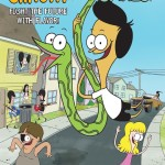 HIT NICKELODEON ANIMATED SERIES SANJAY AND CRAIG COMES TO GRAPHIC NOVELS!