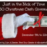 Just in the Nick of Time Giveaway $250 Christmas Cash