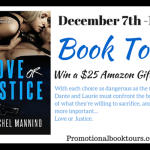 Love or Justice by Rachel Mannino Book Review #Giveaway