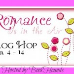 Romance is in the Air Blog Hop Ends 2/14