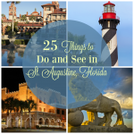 25 Things to Do and See in St. Augustine Florida