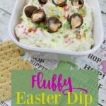 Fluffy Easter Dip