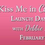 KISS ME IN CHRISTMAS by Debbie Mason Review and Giveaway