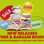 New Releases / Free & Bargain Books Link-up!