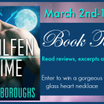 Wolfen Time by Roxy Boroughs Review #Giveaway