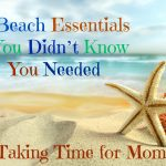 7 Beach Essentials You Didn't Know You Needed