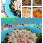 Chilled Summer Salad #FreshFromFlorida #IC