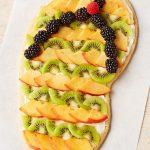 Flip-flop Fruit Pizza
