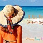 8 All-Natural Sunburn Remedies for Summer