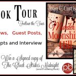 Murder on Moonshine Hill by Joan C. Curtis Book Review and Contest
