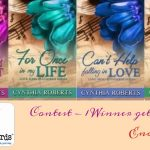 Unchained Melody by Cynthia Roberts on Sale and Giveaway