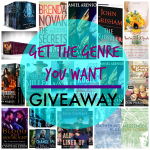 Get the Genre You Want Book Giveaway