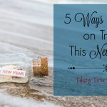 5 Ways To Stay On Track This New Year