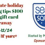$100 Sears Gift Card – Last minute shopping  #ElfTested #Sears